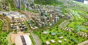 An impression of the Abuja Centenary City