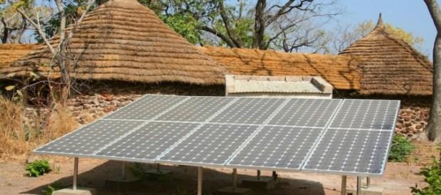 Off-grid lighting Africa