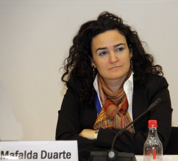 Mafalda Duarte, Programme Manager of the Climate Investment Funds