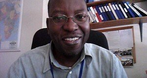Dr Julius Arinaitwe, BirdLife International's Africa Programme Director