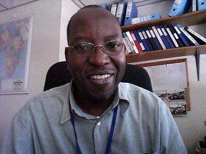 Dr Julius Arinaitwe, BirdLife International's Africa Programme Director. Photo credit: aplori.org