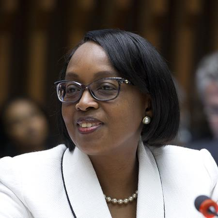 World Health Organisation Who Matshidiso Moeti Regional Director