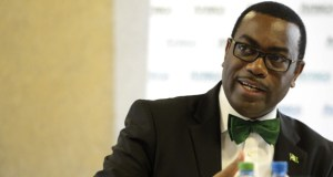 Akinwumi Adesina  AfDB declares war on continent's energy poverty Akinwumi Adesina