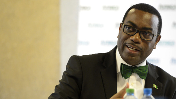 Akinwumi Adesina, President of the African Development Bank. Photo credit: res.cloudinary.com  Is the AfDB forgetting off-grid in its New Deal on Energy? Akinwumi Adesina