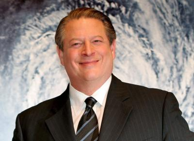 Former US Vice President and Chairman of The Climate Reality Project, Al Gore. Photo credit: cfact.org  Star-studded climate reality broadcast to usher in COP 21 Al Gore Inconvenient1