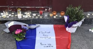 FRANCE-ATTACKS-PARIS  Paris attacks: 'Struggle for climate justice will not stop' Paris