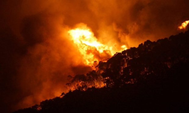 Fire  Climate change is making Americans sick, say physicians Fire e1489670662634