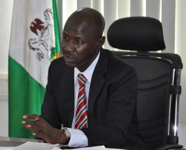 Ibrahim Magu  Corruption: HEDA seeks greater partnership with media Ibrahim Magu EFCC chairman