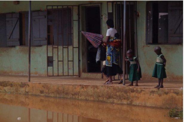 ...your belle dey pain you? ...your belle dey pain you?  A tale of a primary school in distress in Edo State School 1