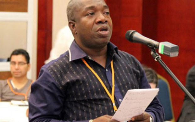 MOSOP President, Legborsi Pyagbara  MOSOP demands urgent implementation of UNEP report pyagbara2