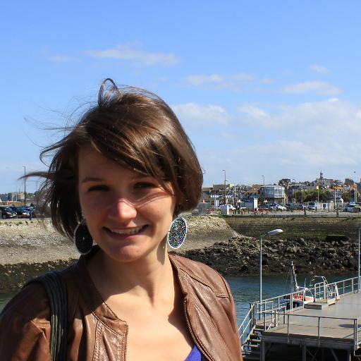 Cécile Leuba, campaigner for Greenpeace France