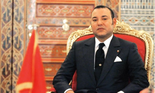 King Mohammed VI of Morocco  Morocco launches initial phase of world's largest solar plant King Mohammed VI of Morocco