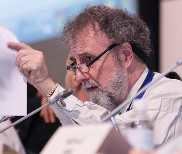 Sir Robert Watson, the organisation's former Vice-Chair and the former Chair of the Intergovernmental Panel on Climate Change, was elected Chair of IPBES by acclamation