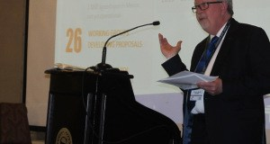 Water experts call for partnerships in tackling challenges