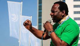 Godwin Uyi Ojo  Abducted wife of environmental activist regains freedom ojo
