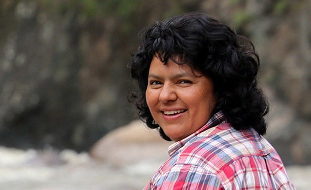 Berta-Caceres  COP23 accused of ignoring protection for land defenders like Berta Cáceres Berta Caceres 770x470 1