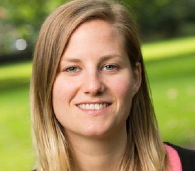 Meike Rijksen, Forests campaigner with Greenpeace Netherlands