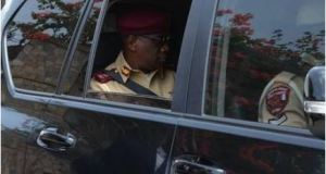 FRSC  FRSC canvasses use of rear seat safety belts FRSC