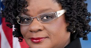 MJS Gwen Moore _OFFICIAL MUG  US legislator cautions World Bank on role in water privatisation Gwen Moore e1460569199268