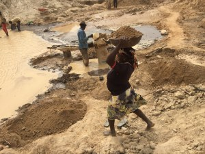 Local mining activities in Shakira has led to large scale lead poisoning