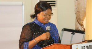 Adejoke Orelope-Adefulire  Government reviews MDGs execution, to prioritise SDGs Senior Special Assistant to the President on Sustainable Development Goals SSAP SDGs Her Excellency Princess Adejoke Orelope Adefulire at the SDGs retreat in Abuja 1 e1459786088932