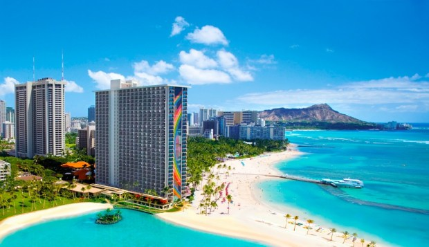 Hawaii, the 50th and most recent state of the United States of America, is hosting the IUCN's World Conservation Congress 2016 in September  Key debates decided for IUCN's congress in Hawaii Hawaiian Village 1024x589