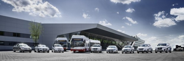 Hydrogen vehicles  Clean Energy Partnership to display hydrogen vehicles in Bonn hydrogen