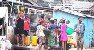water scarcity  Legislators asked to remove probing water provision in Lagos budget lagos