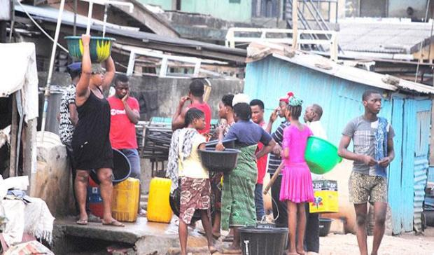 The activists say that privatisation of water will be a burden on the people of Lagos  Legislators asked to remove probing water provision in Lagos budget lagos