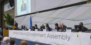 Formal opening of the second session of the United Nations Environment Assembly (UNEA-2)   Remedial measures beckon as global air quality declines unea 300x150