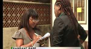 Video: Rampant rape cases in Nigeria