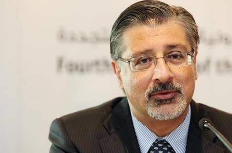 Adnan Z. Amin  Energy carbon emission reduceable by 70% by 2050 – Study Adnan Z