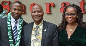Late Dr Olomola