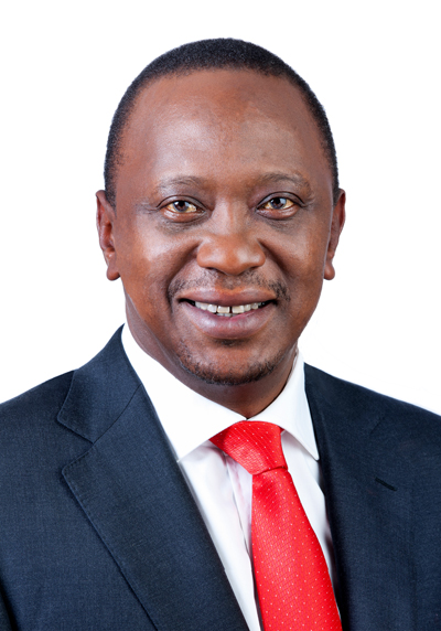 Uhuru Kenyatta, the President of Kenya, will host AGRF 2016  Nairobi forum seeks to better farmers', families' lives Uhuru Kenyatta Official