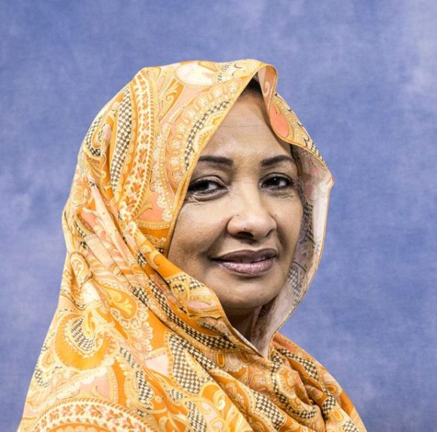 Chairperson of the Committee for World Food Security (WFS), Amira Gornass