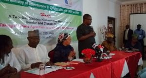 Gender  Nigeria engages Paris Agreement to drive gender, youth agenda Gender 1 e1468752362235