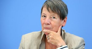 Barbara Hendricks  Germany to help developing countries implement Paris treaty German environment minister visiting India