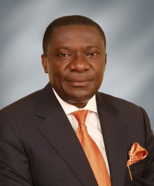 Dr. Iniobong Ene Essien, Akwa Ibom State Commissioner for Environment and Mineral Resources