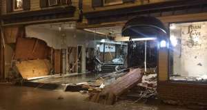 Ellicott City  Maryland community suffers severe damage after flooding Maryland