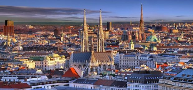 Vienna, the Austrian capital, will host the Open-Ended Working Group of Parties meeting  Montreal Protocol: Vienna talks pave way for phasing down HFCs Vienna e1468541446723