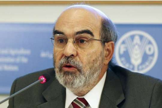 Jose Graziano da Silva, Director General of the FAO