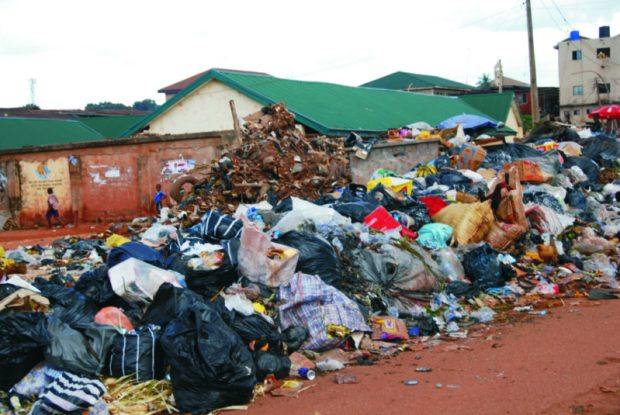 Waste disposal and management has posed a major challenge to authorities in Lagos and other major cities in Nigeria