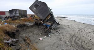 climate change  Climate change forces Alaskan village to relocate Alaska e1472011047295