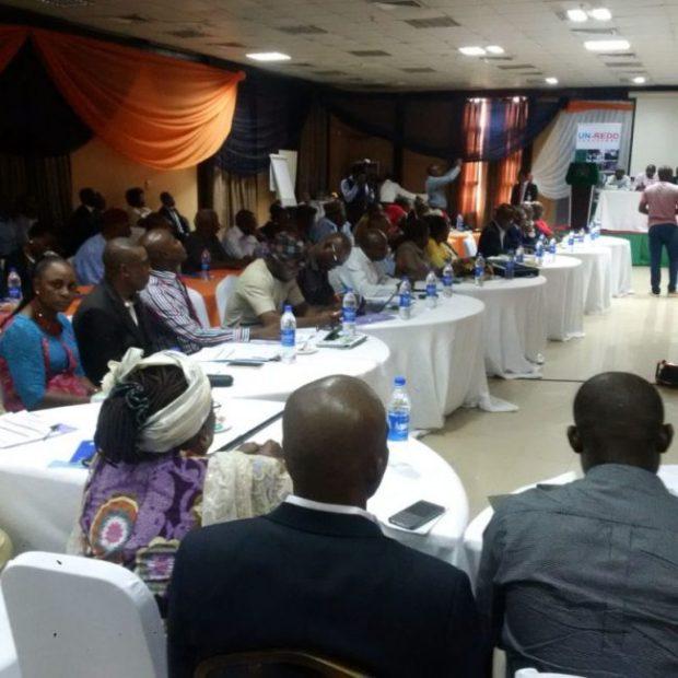 Participants in Calabar  Images: Abuja, Calabar REDD+ validation meetings Calabar6 e1472433538762