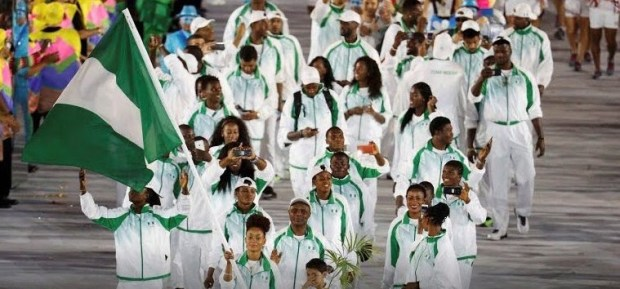 Team Nigeria at Rio 2016: Nigeria has so far created 20,000 jobs in rural areas under the Great Green Wall project