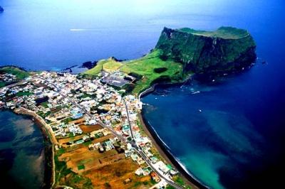 Jeju Island in South Korea will host the Global Green Growth Week 2016  GGGWeek2016: Climate action-packed week beckons jeju island