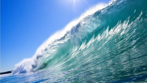 Oceans are fundamental to sustaining life on Earth