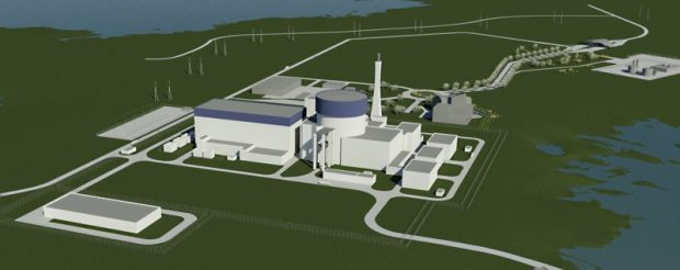 An impression of the proposed 1,200 MW Hanhikivi nuclear power plant in Pyhajoki, Finland  Group flays Nigeria-Russia nuclear agreement rosatom1 at hanhikivi