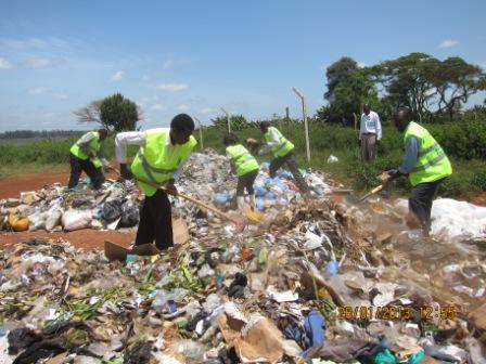 Waste management in Kenya