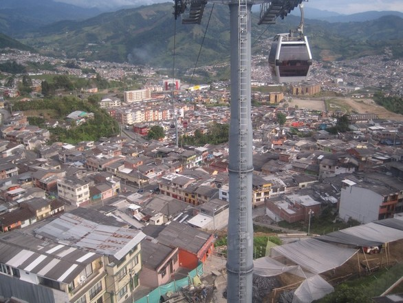 Manizales, Colombia, is focusing on a pedestrian-oriented redevelopment of its historical town centre to promote accessibility and social inclusion around a recently inaugurated station of the public cable transportation system  NAMA funding secured for Colombia transit-oriented development Colombia